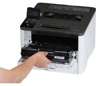 SP 3710DNM MICR Printer puts fast and reliable check